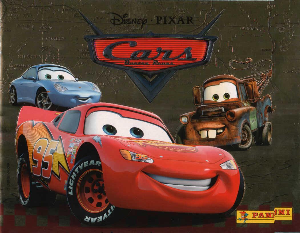 Le 071007 Album Cars Panini